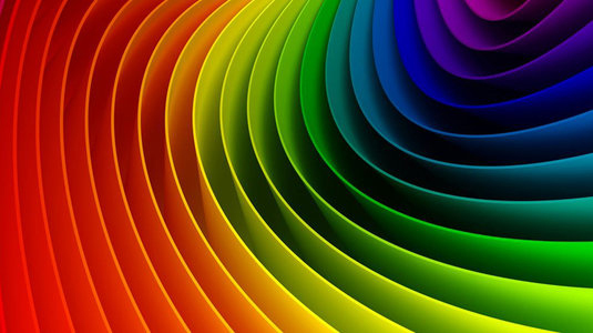 Reasons we all see colours differently