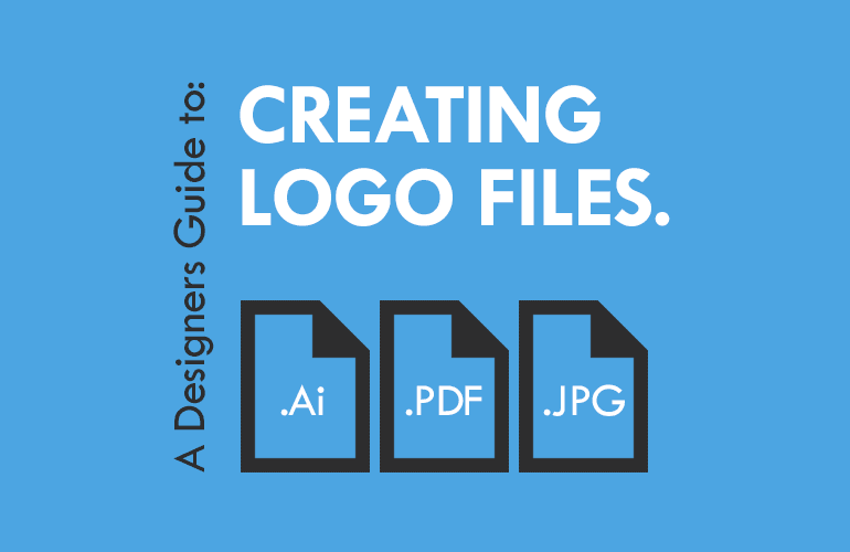 A designers guide to creating logo files