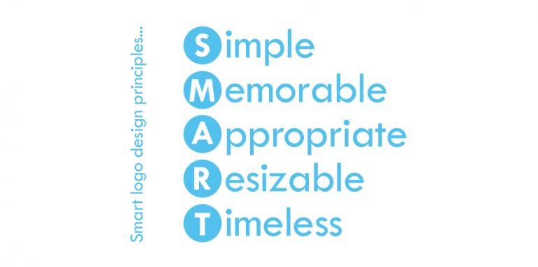 'SMART' logo design principles