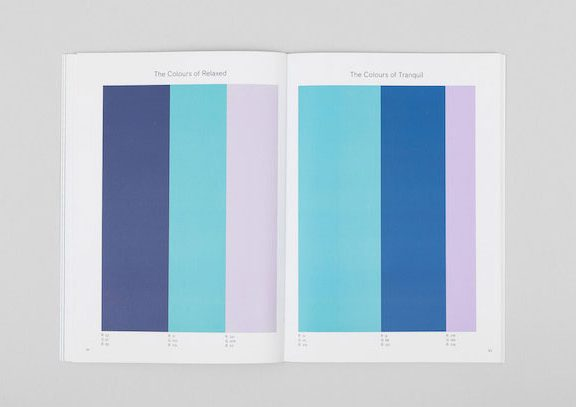 G.F Smith reveals the world's most relaxing colour
